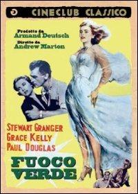 Cover Dvd Fuoco verde (DVD)