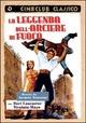 Cover Dvd La leggenda dell'arciere di fuoco