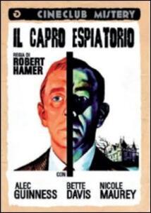 Il capro espiatorio di Robert Hamer - DVD