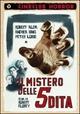 Cover Dvd DVD Il mistero delle cinque dita
