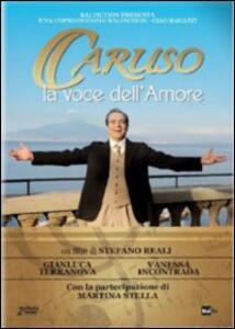 Caruso. La voce dell'amore (2 DVD) di Stefano Reali - DVD