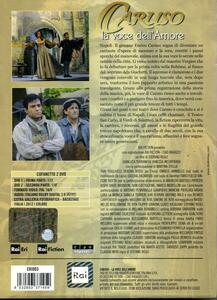 Caruso. La voce dell'amore (2 DVD) di Stefano Reali - DVD - 2