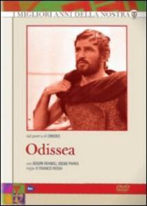 Odissea. Le avventure di Ulisse (3 DVD) di Franco Rossi,Mario Bava - DVD