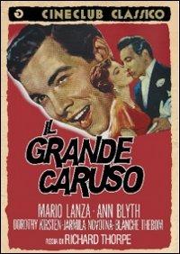 Cover Dvd grande Caruso (DVD)