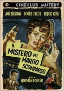 Il mistero del marito scomparso di Norman Foster - DVD
