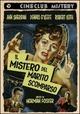 Cover Dvd DVD Il mistero del marito scomparso