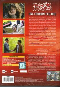 Una Ferrari per due. Purché finisca bene di Fabrizio Costa - DVD - 2