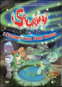 I Saurini e i racconti della fonte magica - DVD