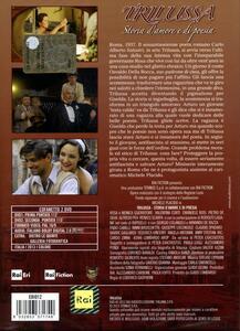 Trilussa. Storia d'amore e di poesia (2 DVD) di Lodovico Gasparini - DVD - 2