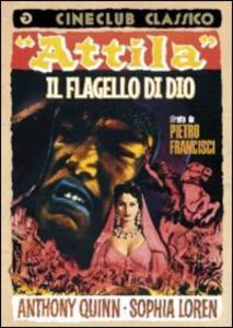 Attila di Pietro Francisci - DVD