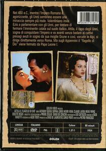 Attila di Pietro Francisci - DVD - 2