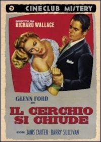 Cover Dvd cerchio si chiude (DVD)