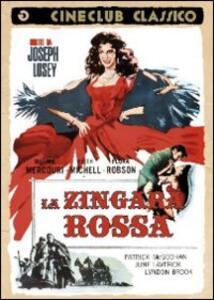 La zingara rossa di Joseph Losey - DVD