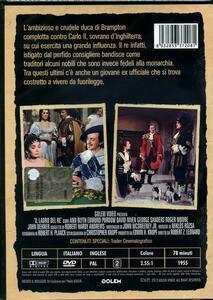 Il ladro del Re di Robert Zigler Leonard - DVD - 2