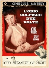Cover Dvd odio colpisce due volte (DVD)