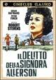Cover Dvd DVD Il delitto della signora Allerson