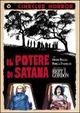 Cover Dvd Il potere di Satana