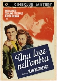 Cover Dvd luce nell'ombra (DVD)
