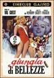 Cover Dvd DVD Giungla di bellezze