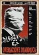 Cover Dvd Operazione diabolica