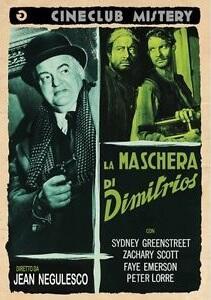 La maschera di Dimitrios di Jean Negulesco - DVD