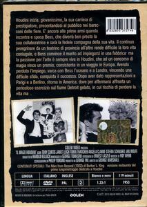 Il mago Houdini. Special Edition (DVD) di Burton L. King,George Marshall - DVD - 2