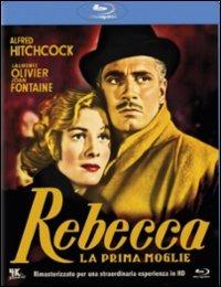Cover Dvd Rebecca, la prima moglie