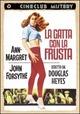 Cover Dvd La gatta con la frusta