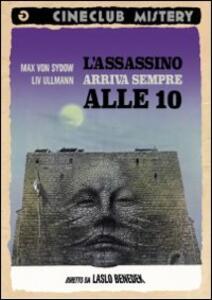 L' assassino arriva sempre alle 10 di Laszlo Benedek - DVD