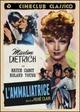 Cover Dvd L'ammaliatrice
