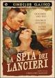 Cover Dvd La spia dei lancieri