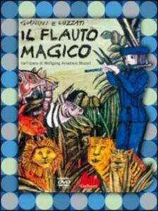Il flauto magico di Emanuele Luzzati,Giulio Giannini - DVD