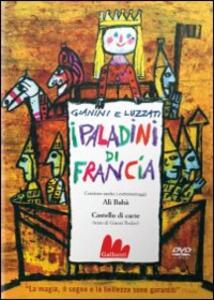 I paladini di Francia di Emanuele Luzzati,Giulio Gianini - DVD