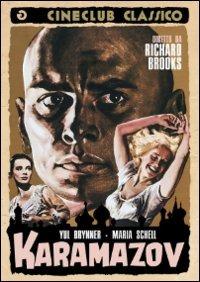 Cover Dvd Karamazov (DVD)