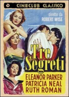 Tre segreti di Robert Wise - DVD