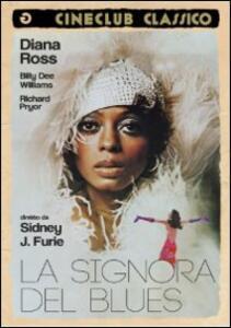 La signora del blues di Sidney J. Furie - DVD