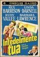 Cover Dvd DVD Infedelmente tua [1]