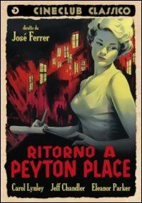 Locandina Ritorno a Peyton Place