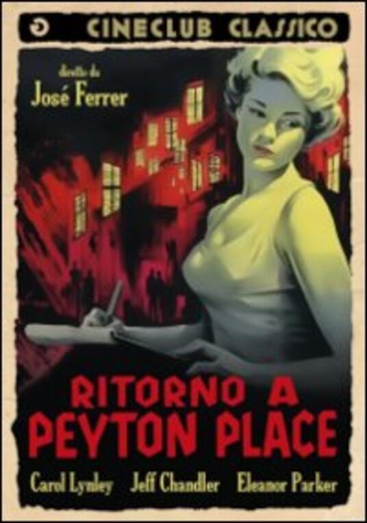 Ritorno a Peyton Place di José Ferrer - DVD
