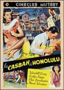 La casbah di Honolulu di John H. Auer - DVD