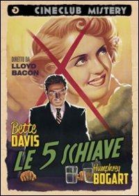 Cover Dvd cinque schiave (DVD)