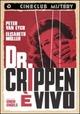 Cover Dvd Il dottor Crippen è vivo