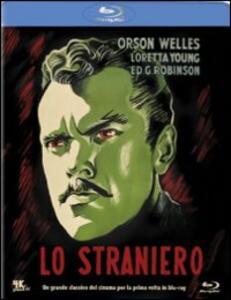 Lo straniero. The Stranger di Orson Welles - Blu-ray