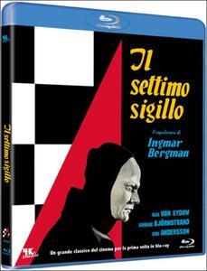 Il settimo sigillo di Ingmar Bergman - Blu-ray