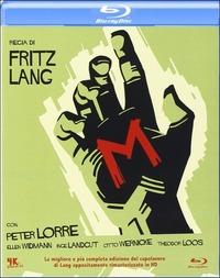 Cover Dvd M, il mostro di Düsseldorf