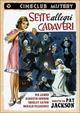 Cover Dvd DVD Il Testamento che Uccide - Sette Allegri Cadaveri!