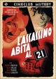 Cover Dvd DVD L'assassino abita al 21