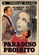 Cover Dvd DVD Paradiso proibito