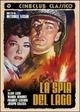 Cover Dvd DVD La spia del lago