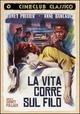 Cover Dvd La vita corre sul filo
